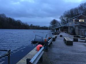 Vobster quay - not so inviting!