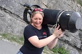 Christine - wreck conservation expert
