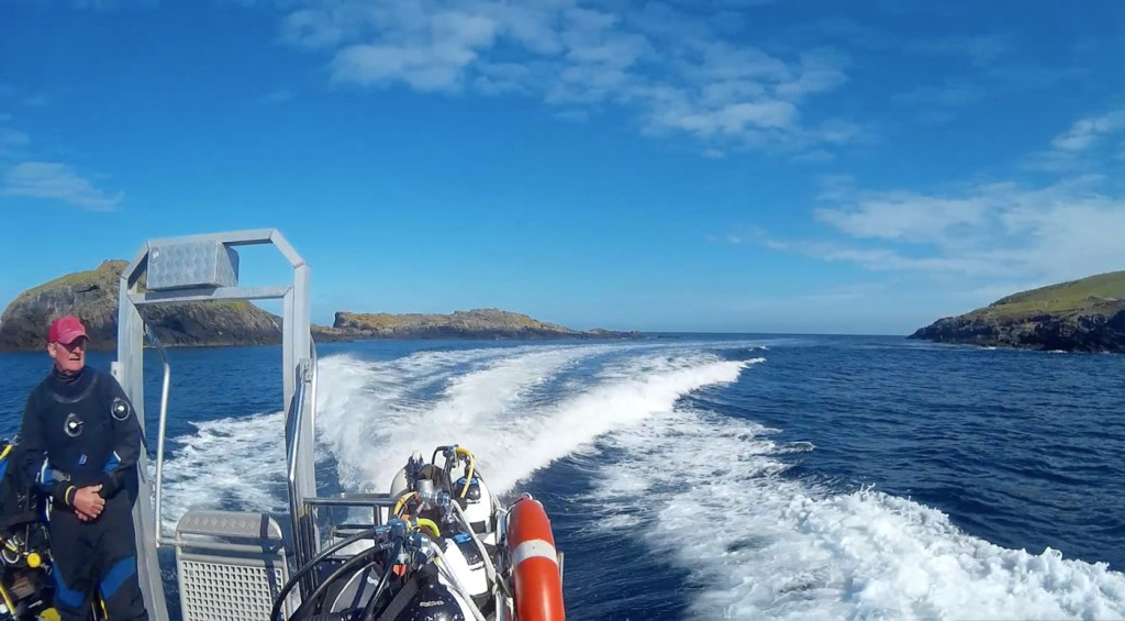 Between the Isle & the Calf