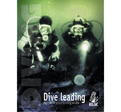 Dive Leading Manual - scuba bookshelf books