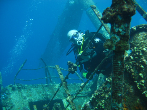 Abu Nohas, Wreck of the Ghiannis-D