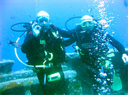 Cyril & Dave: Buddies on the Thistlegorm