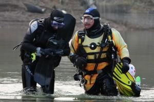 Mandys Second Dive Brrr