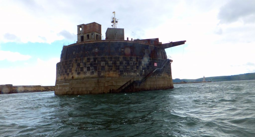 The Breakwater Fort